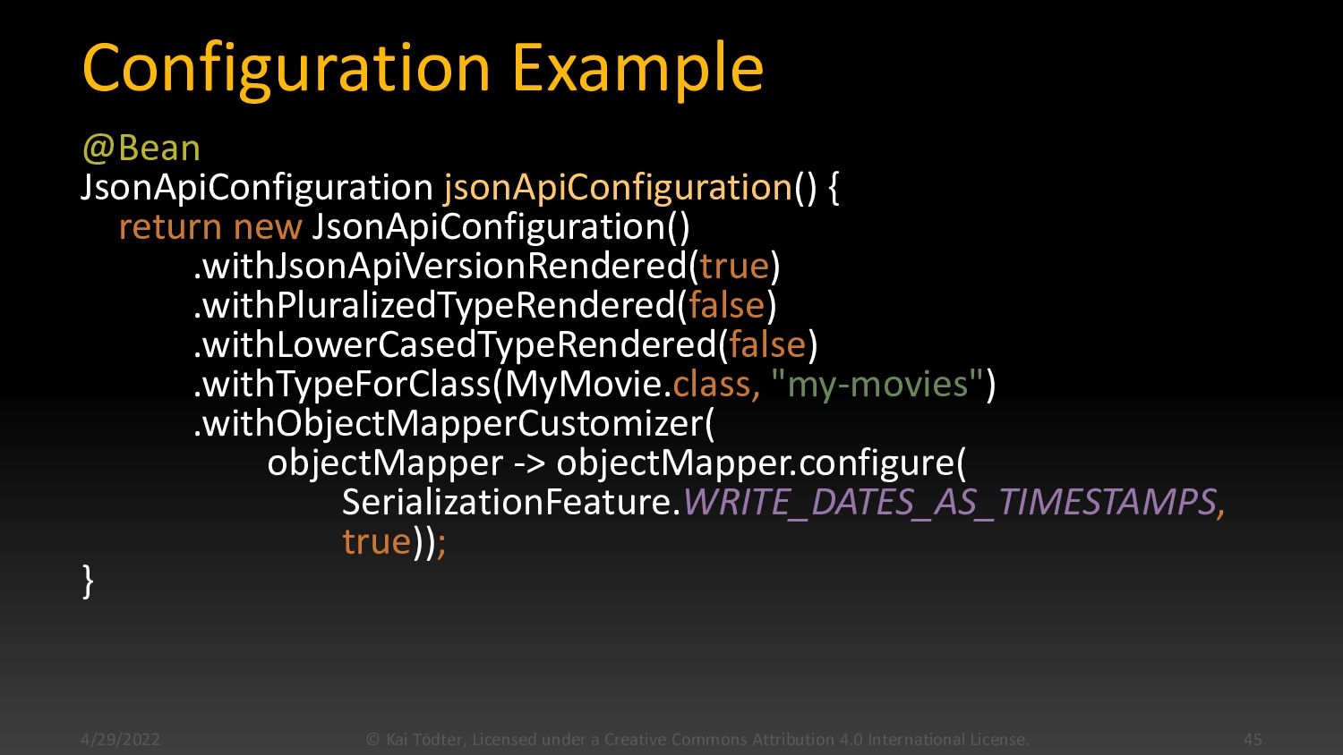 Error Handling To create JSON:API compliant err...