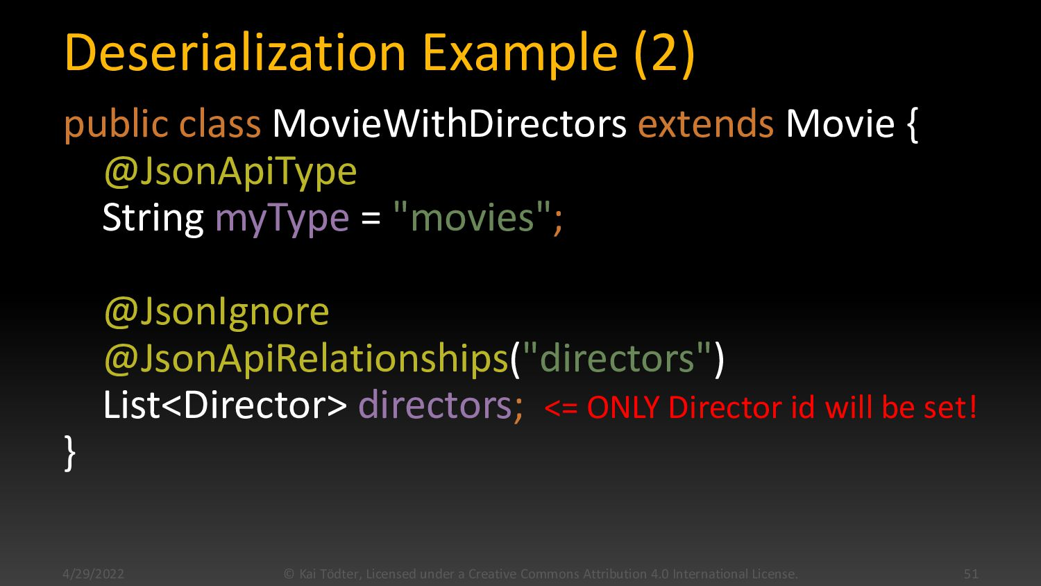 """Polymorphic Deserialization (1) @PostMapping(""""/..."""
