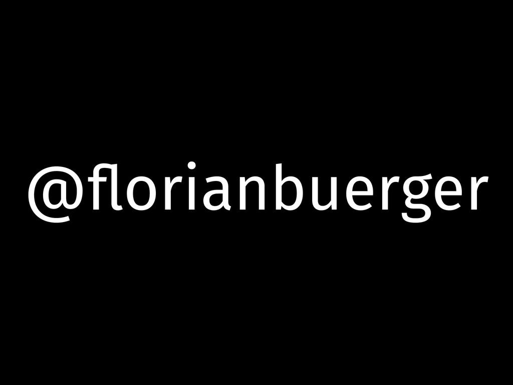 @florianbuerger