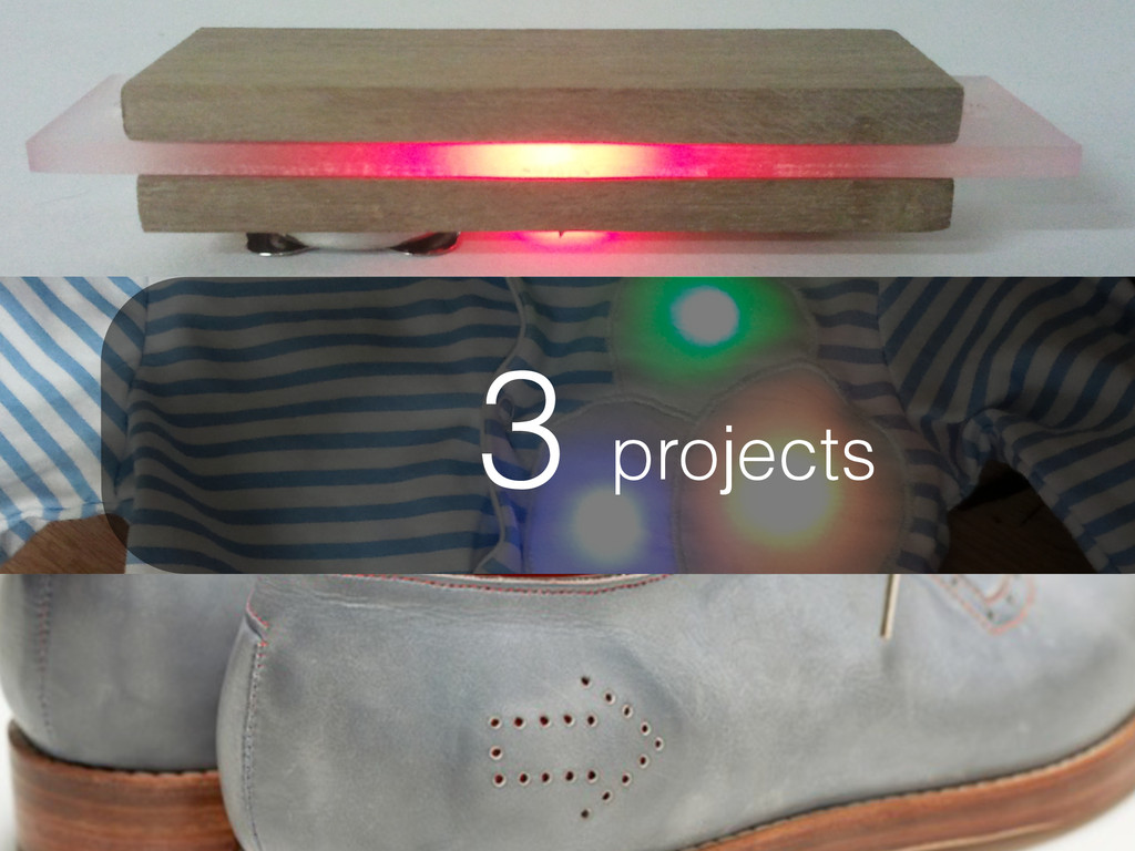 3 projects