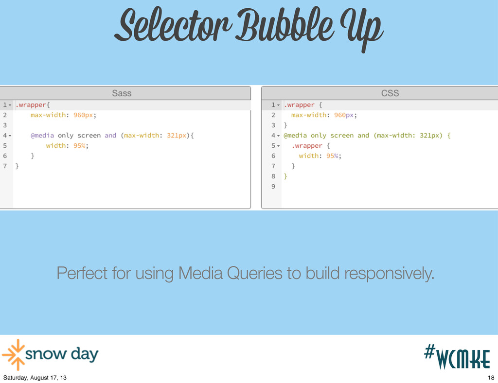 #wcpvd Selector Bubble Up Perfect for using Med...