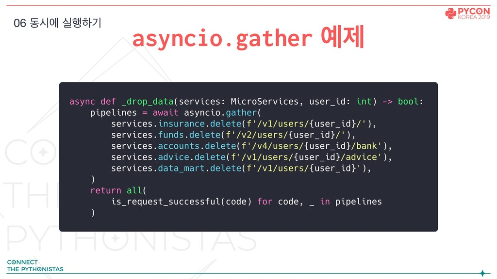 asyncio.gather ઁ 06 زदী प೯ೞӝ