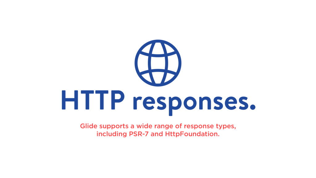 HTTP responses. Glide supports a wide range of ...