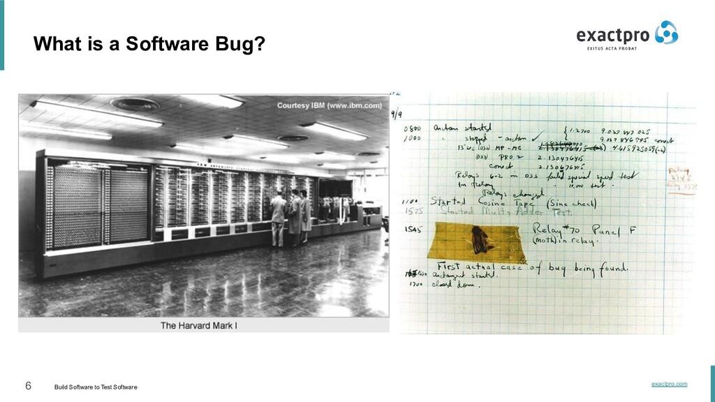 6 Build Software to Test Software exactpro.com ...