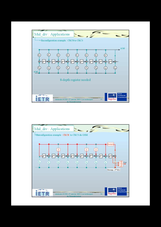 55 séminaire SCEE- 27 janvier 2005- Les techniq...