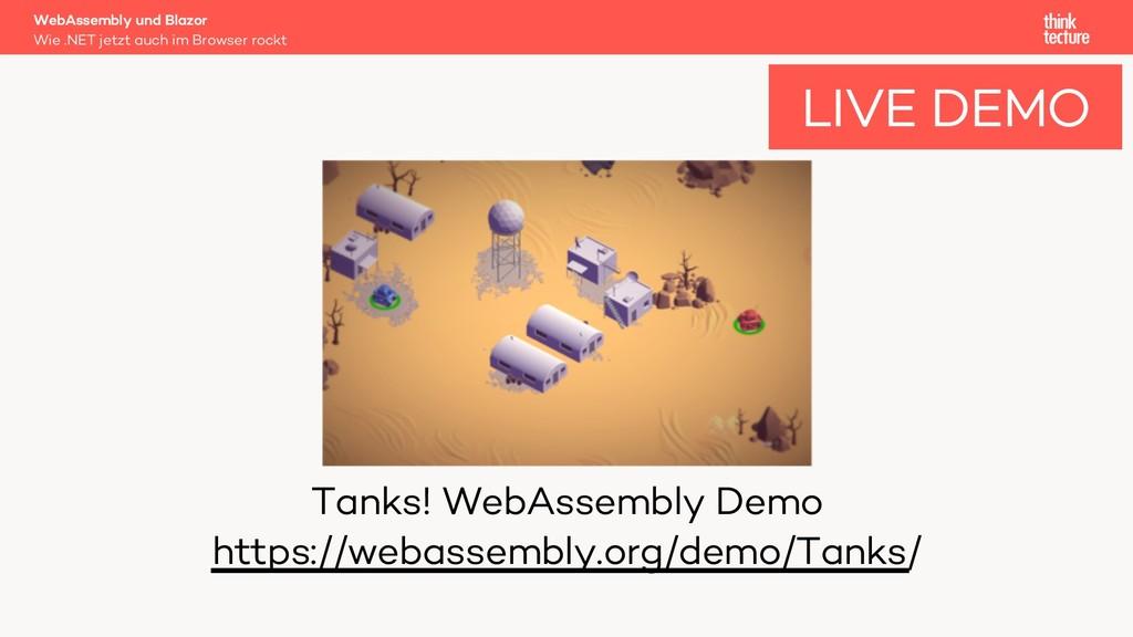 Tanks! WebAssembly Demo https://webassembly.org...