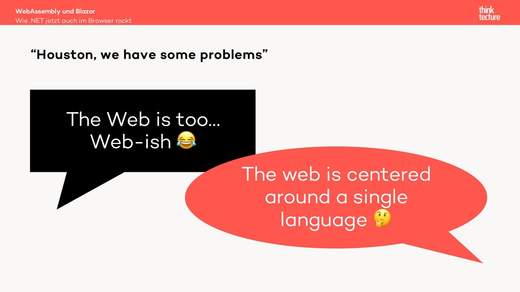 WebAssembly und Blazor Wie .NET jetzt auch im B...