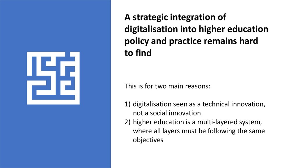 A strategic integration of digitalisation into ...