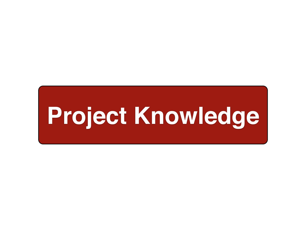 Project Knowledge