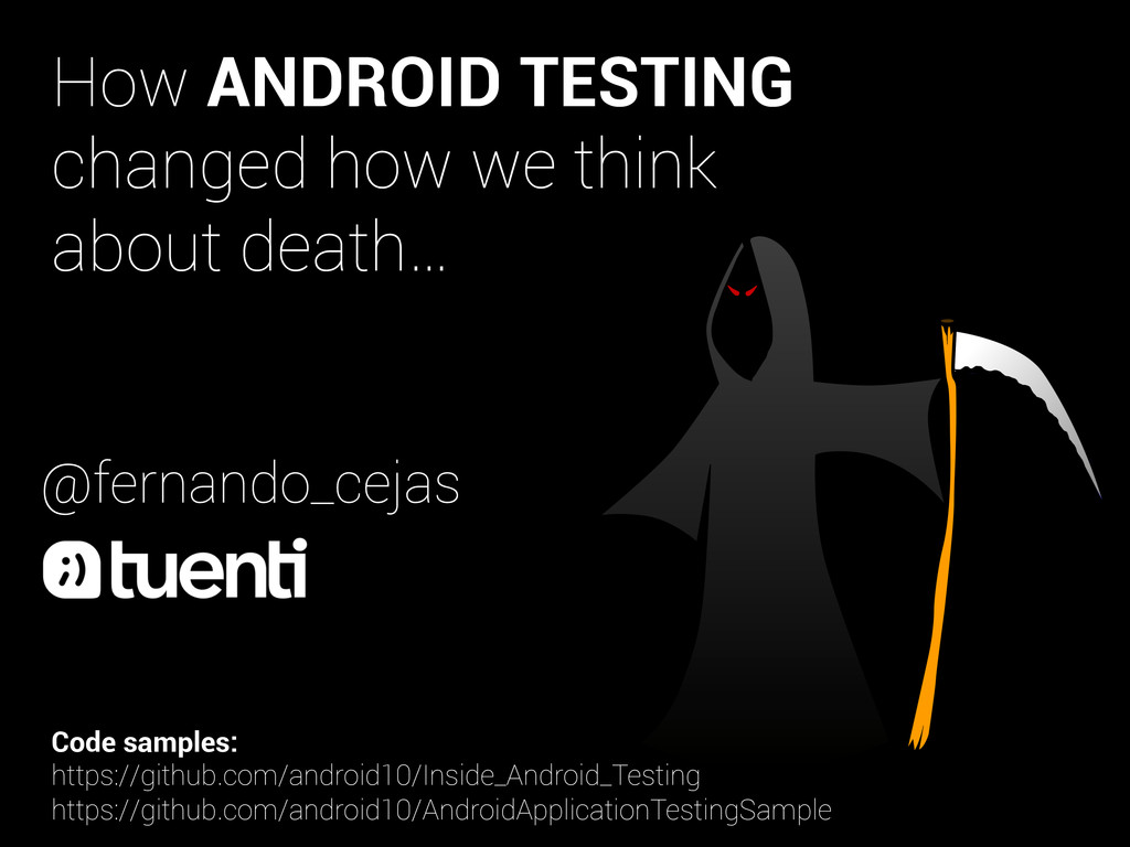 How ANDROID TESTING changed how we think about ...