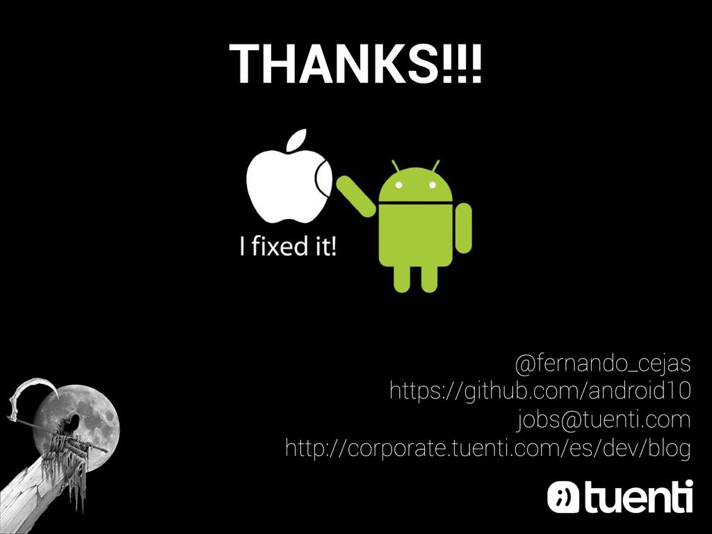 @fernando_cejas https://github.com/android10 jo...