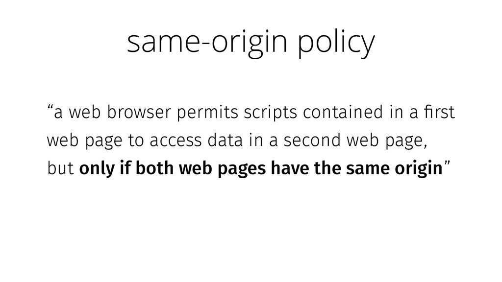"""a web browser permits scripts contained in a f..."