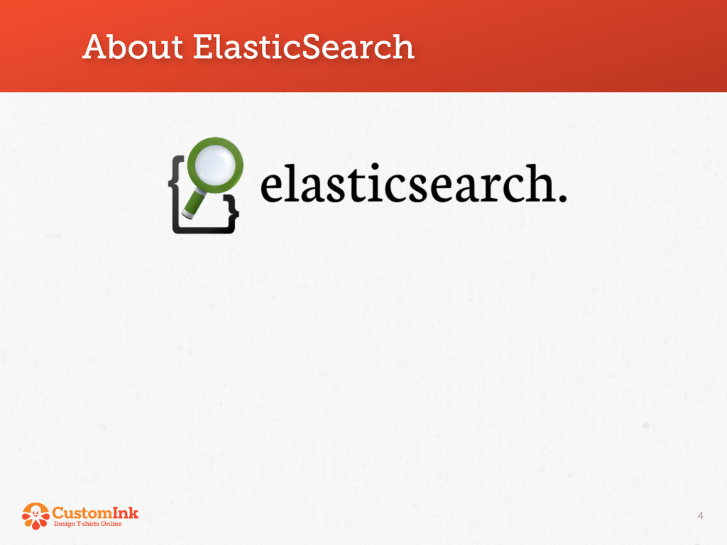 About ElasticSearch 4
