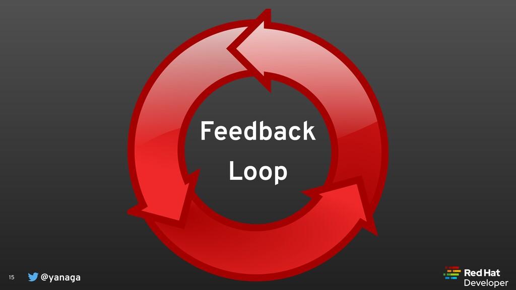 @yanaga 15 Feedback Loop