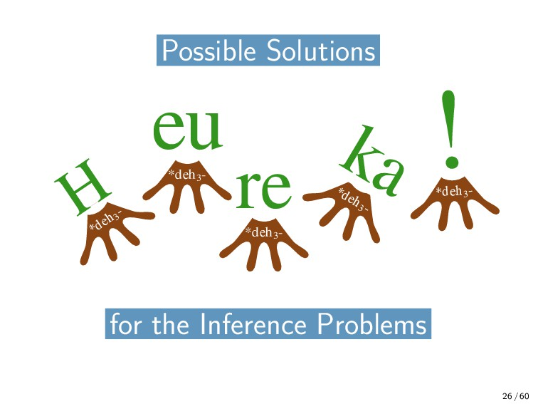 Possible Solutions Possible Solutions *deh3 - e...