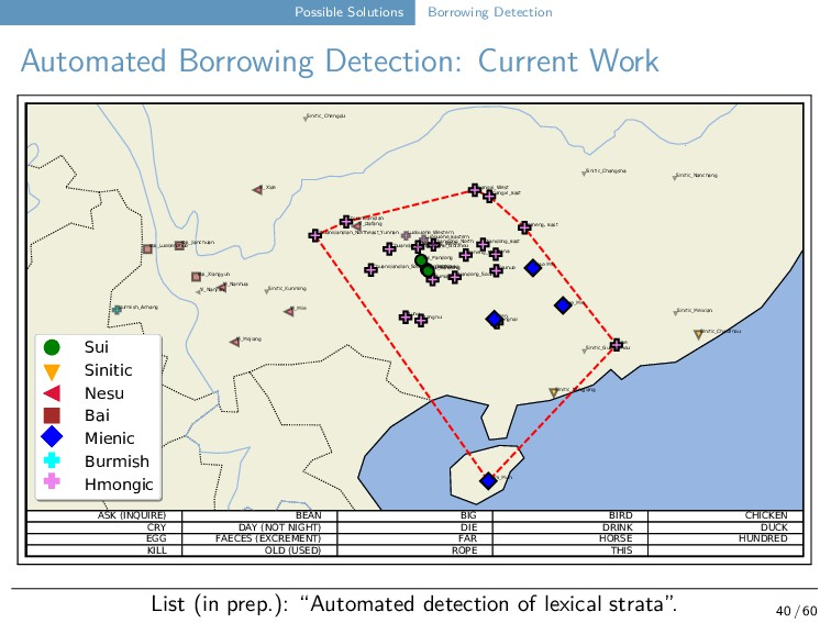 Possible Solutions Borrowing Detection Automate...