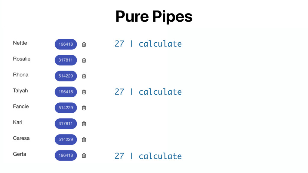 Pure Pipes 27 | calculate 27 | calculate 27 | c...