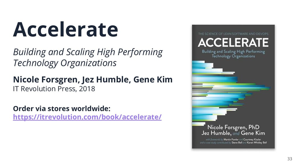 Accelerate Building and Scaling High Performing...