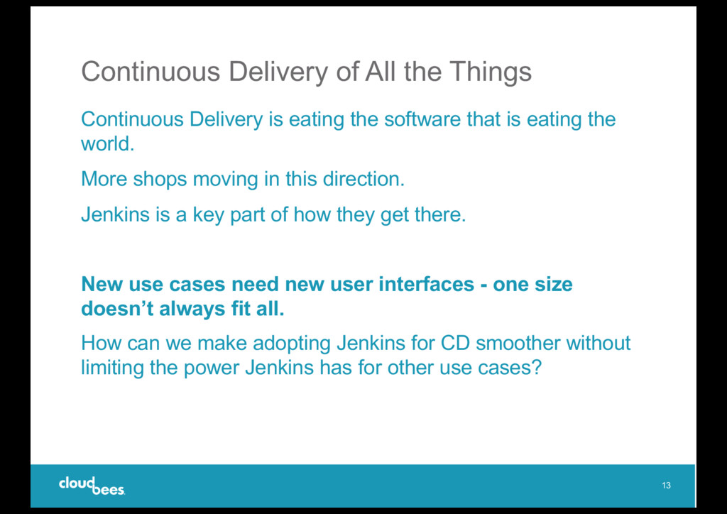 Continuous Delivery of All the Things Continuou...