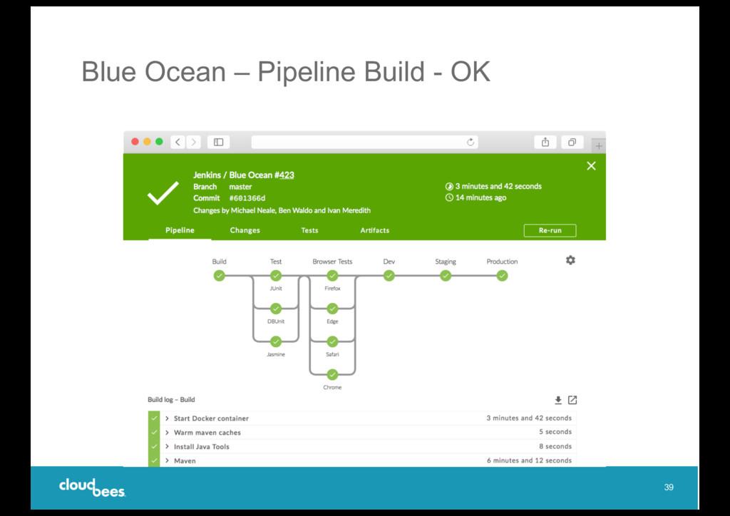 Blue Ocean – Pipeline Build - OK 39