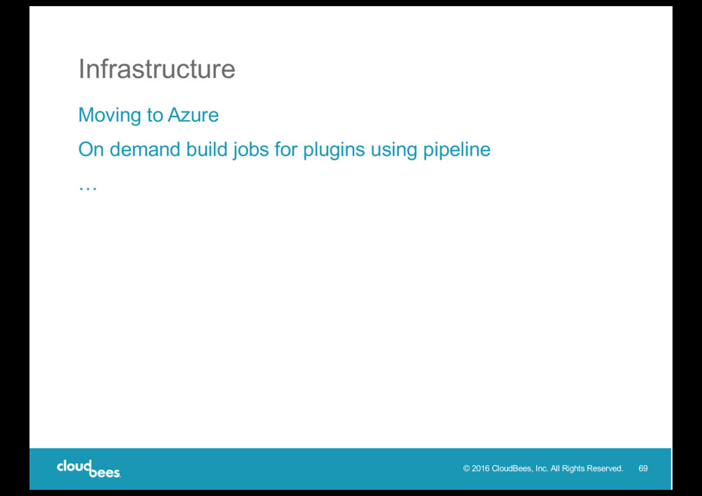 Infrastructure Moving to Azure On demand build ...