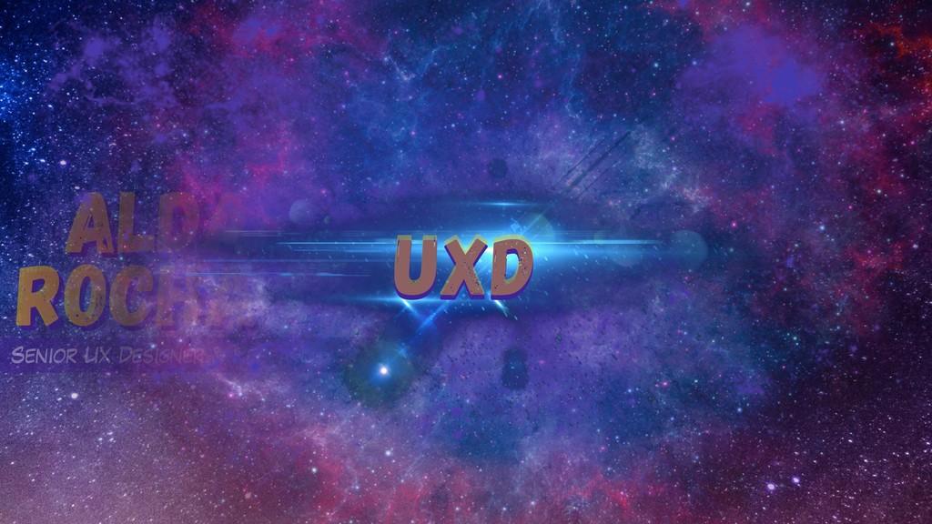 Alda rocha Alda Senior UX Designer & Research r...