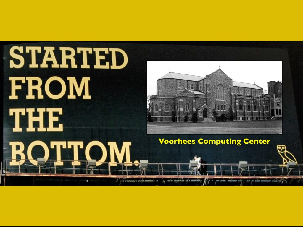 Voorhees Computing Center