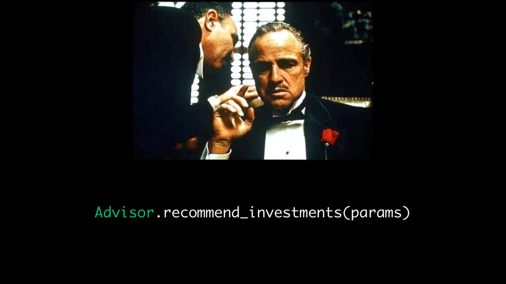 Advisor.recommend_investments(params)