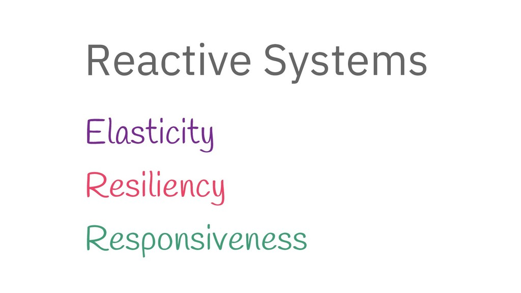 Reactive Systems Elasticity Resiliency Responsi...