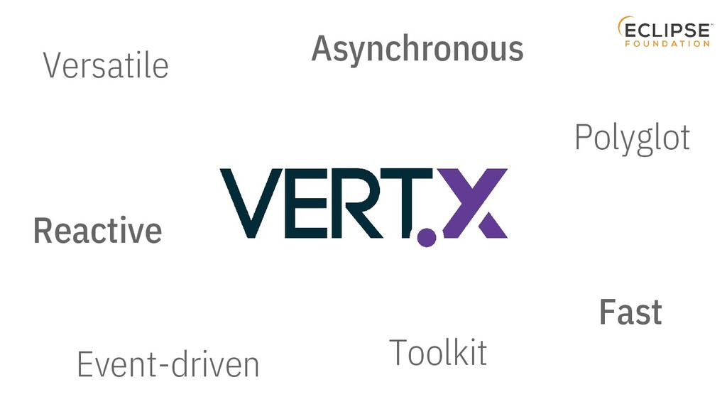 Reactive Asynchronous Event-driven Toolkit Fast...
