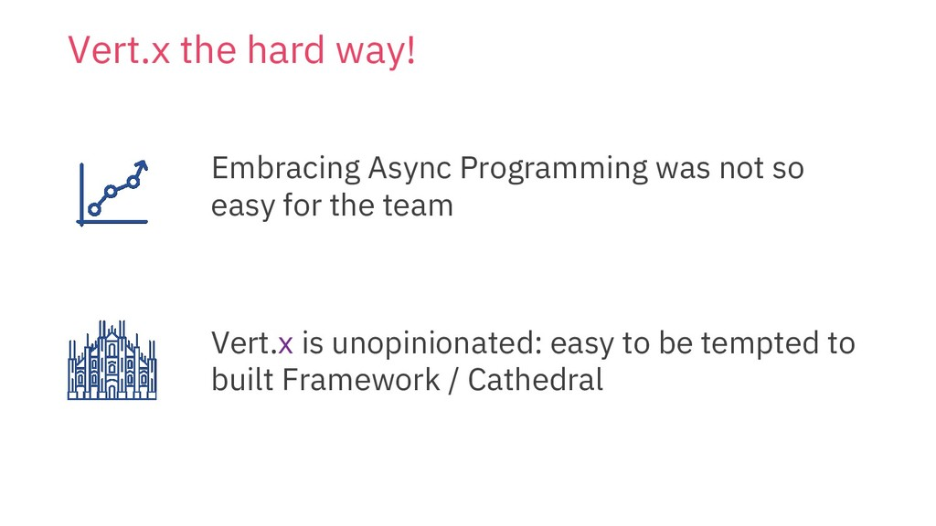 Embracing Async Programming was not so easy for...