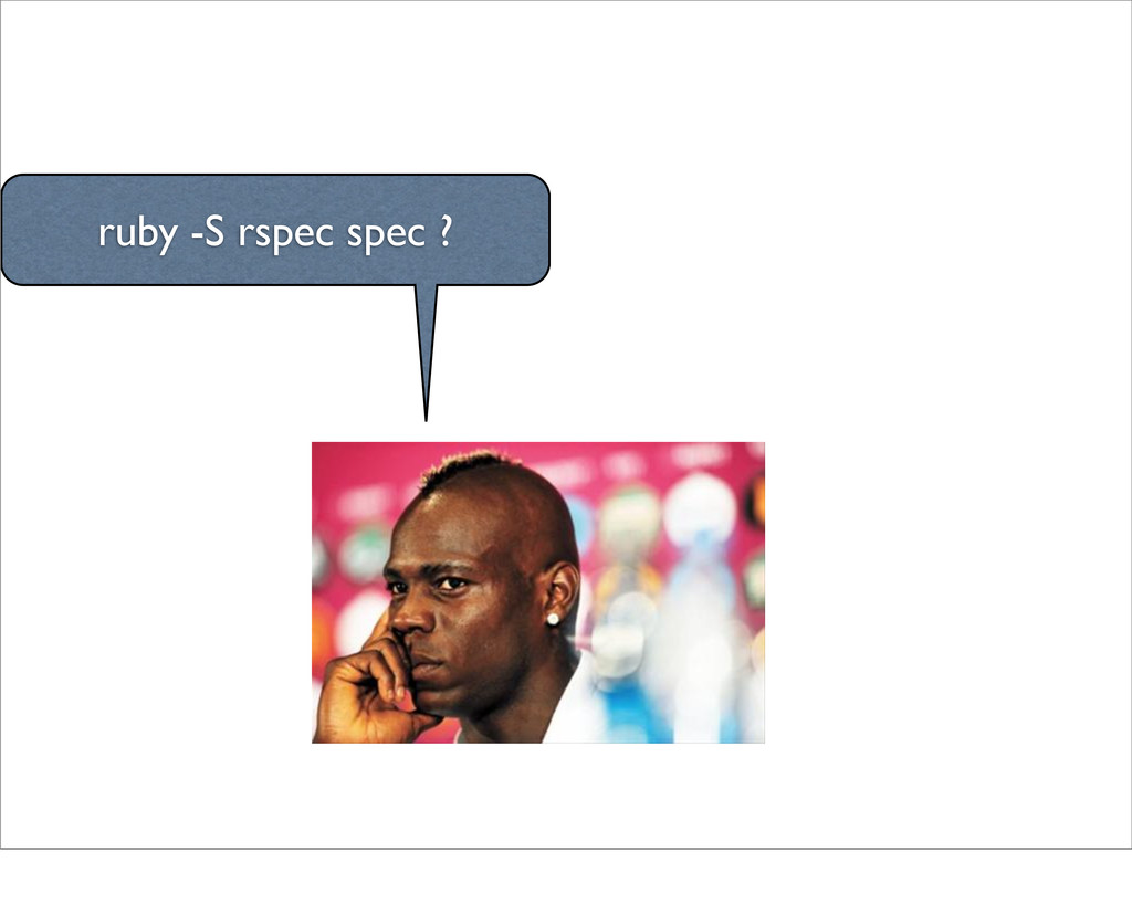 ruby -S rspec spec ?