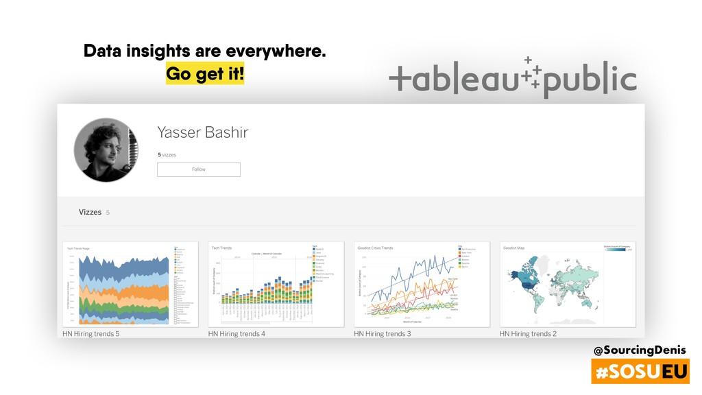 @SourcingDenis #SOSUEU Data insights are everyw...