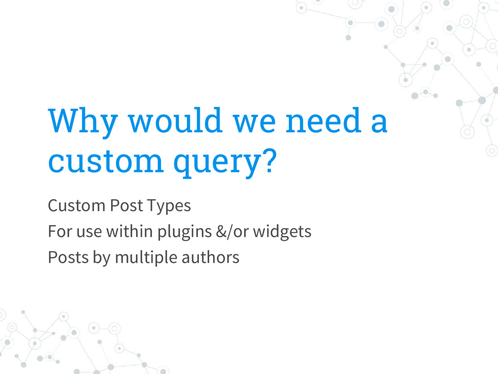 Custom Post Types For use within plugins &/or w...