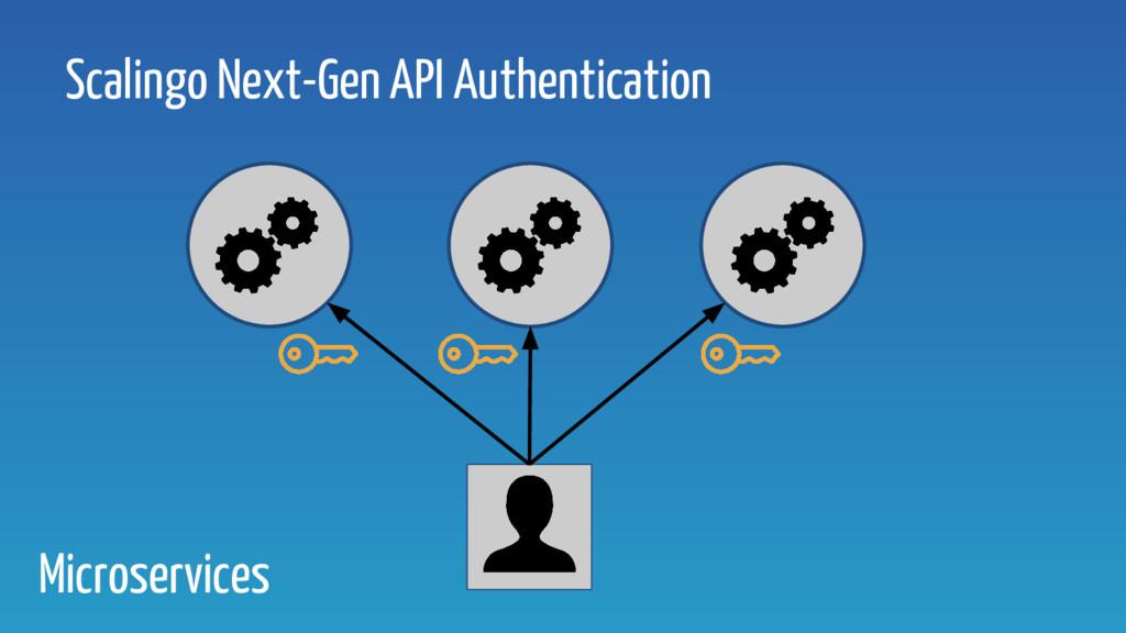 Scalingo Next-Gen API Authentication Microservi...