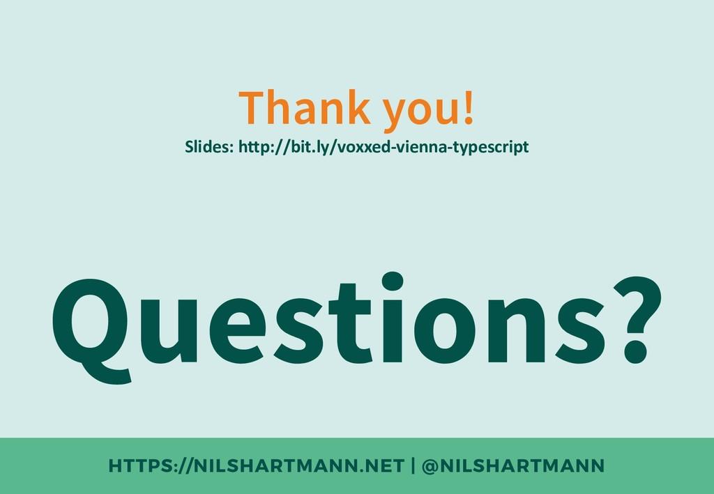 HTTPS://NILSHARTMANN.NET | @NILSHARTMANN Thank ...