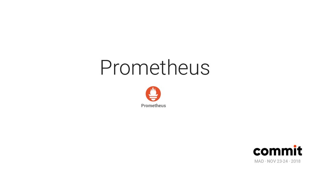 MAD · NOV 23-24 · 2018 Prometheus