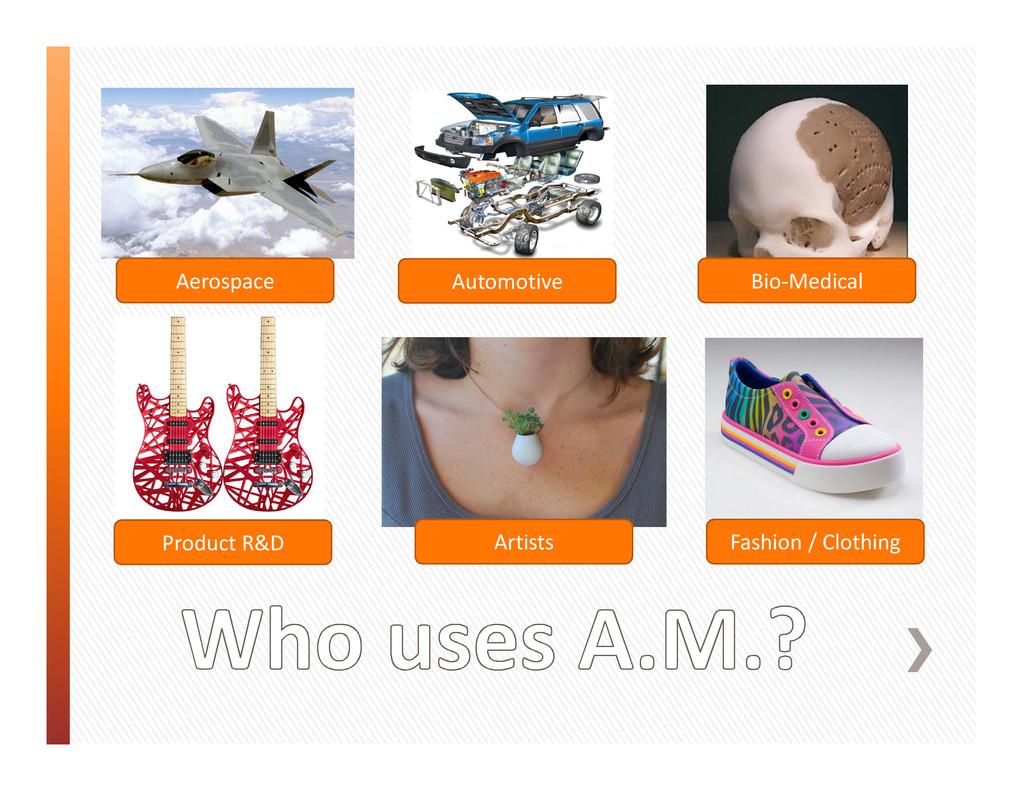 Aerospace Automotive Bio-Medical Product R&D Fa...