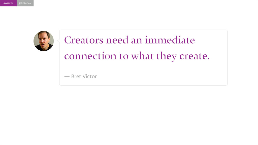 #wiadhr @tinkadoic Creators need an immediate c...