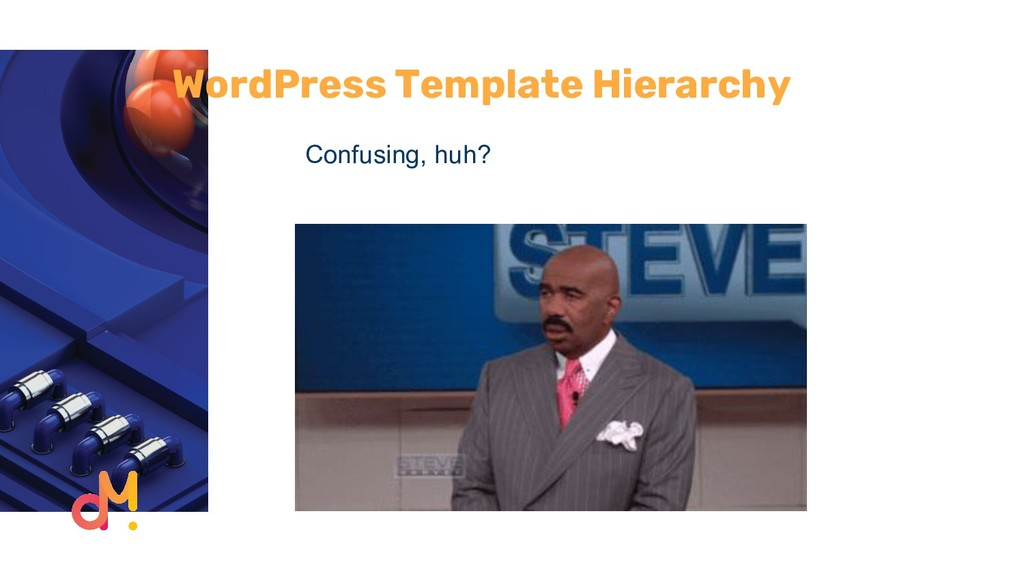WordPress Template Hierarchy Confusing, huh?