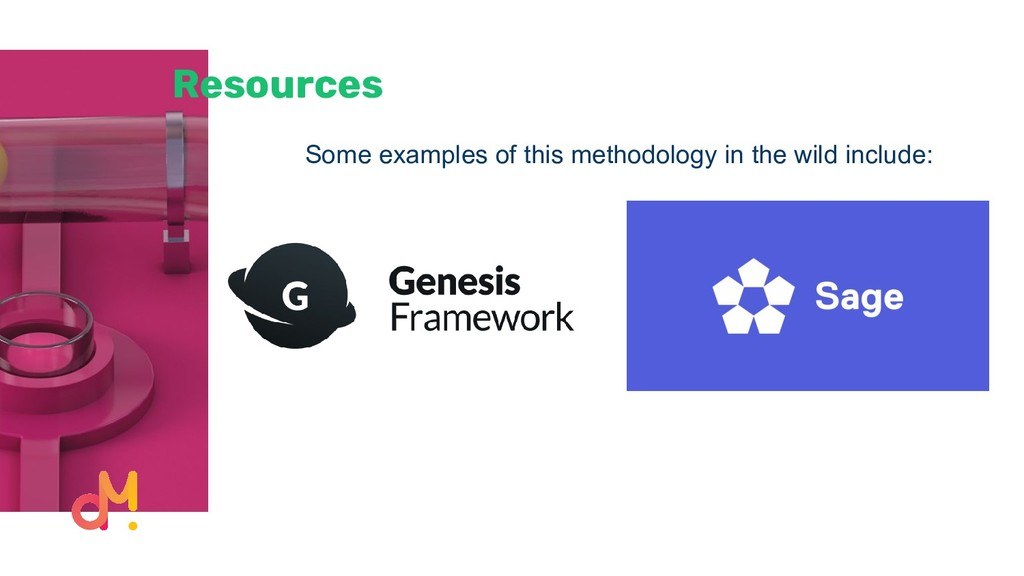 Resources Some examples of this methodology in ...