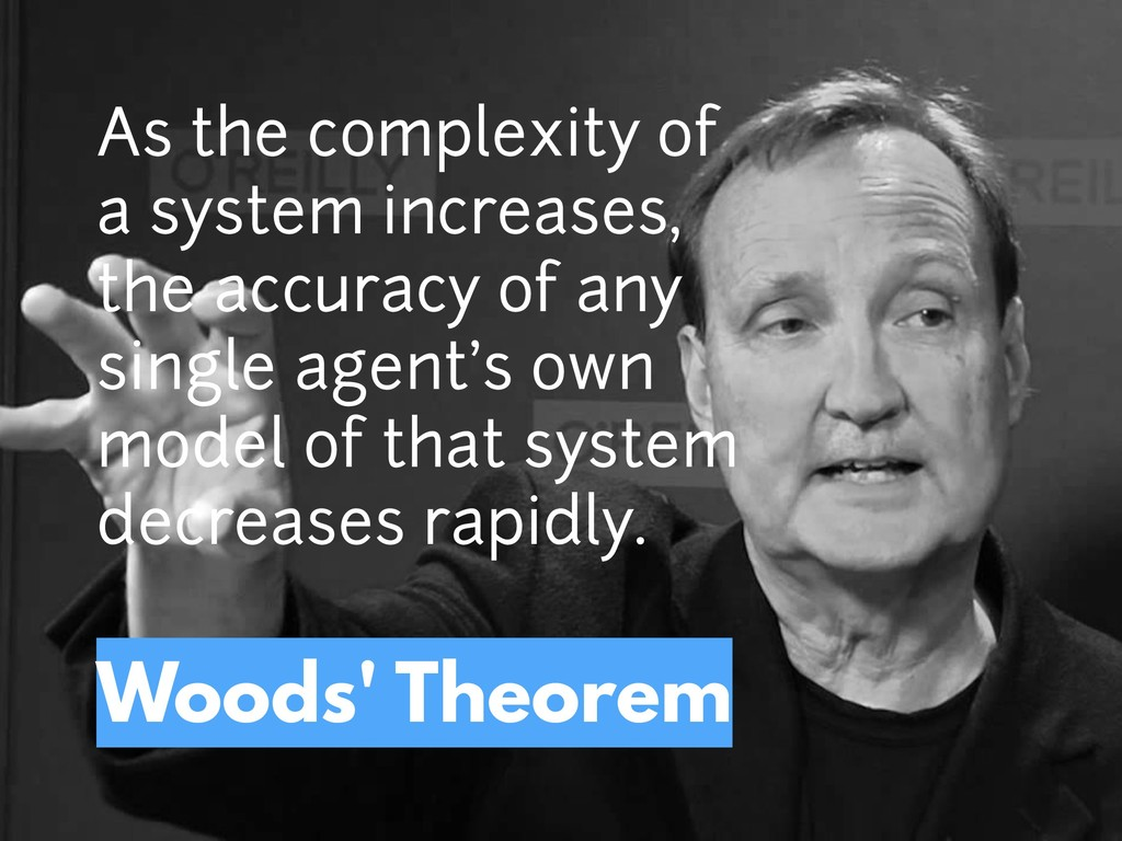 As the complexity of a system increases, the ac...