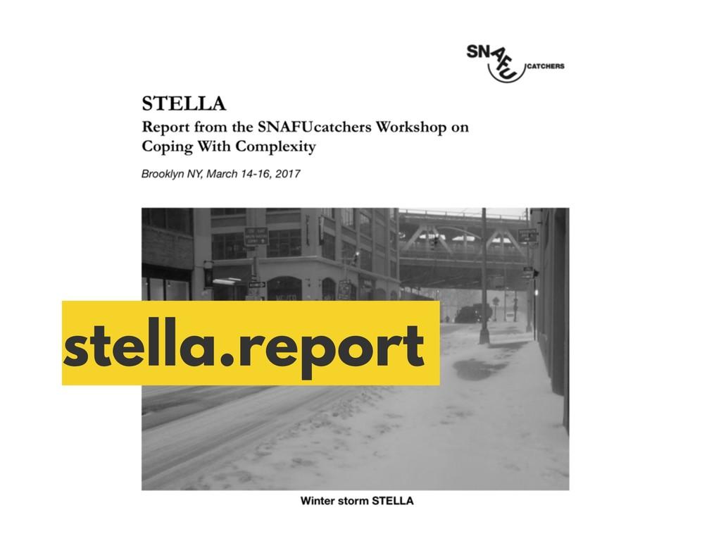 stella.report