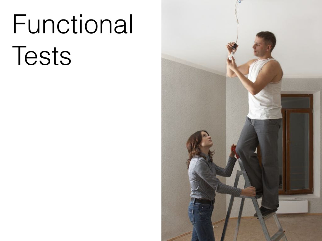 Functional Tests