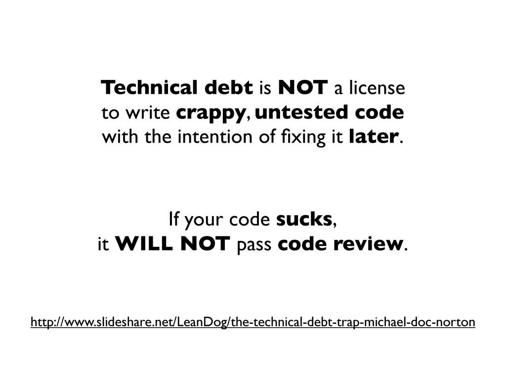 http://www.slideshare.net/LeanDog/the-technical...
