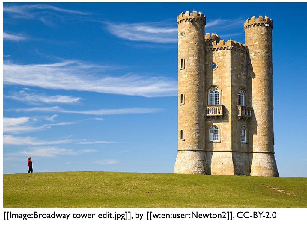 [[Image:Broadway tower edit.jpg]], by [[w:en:us...