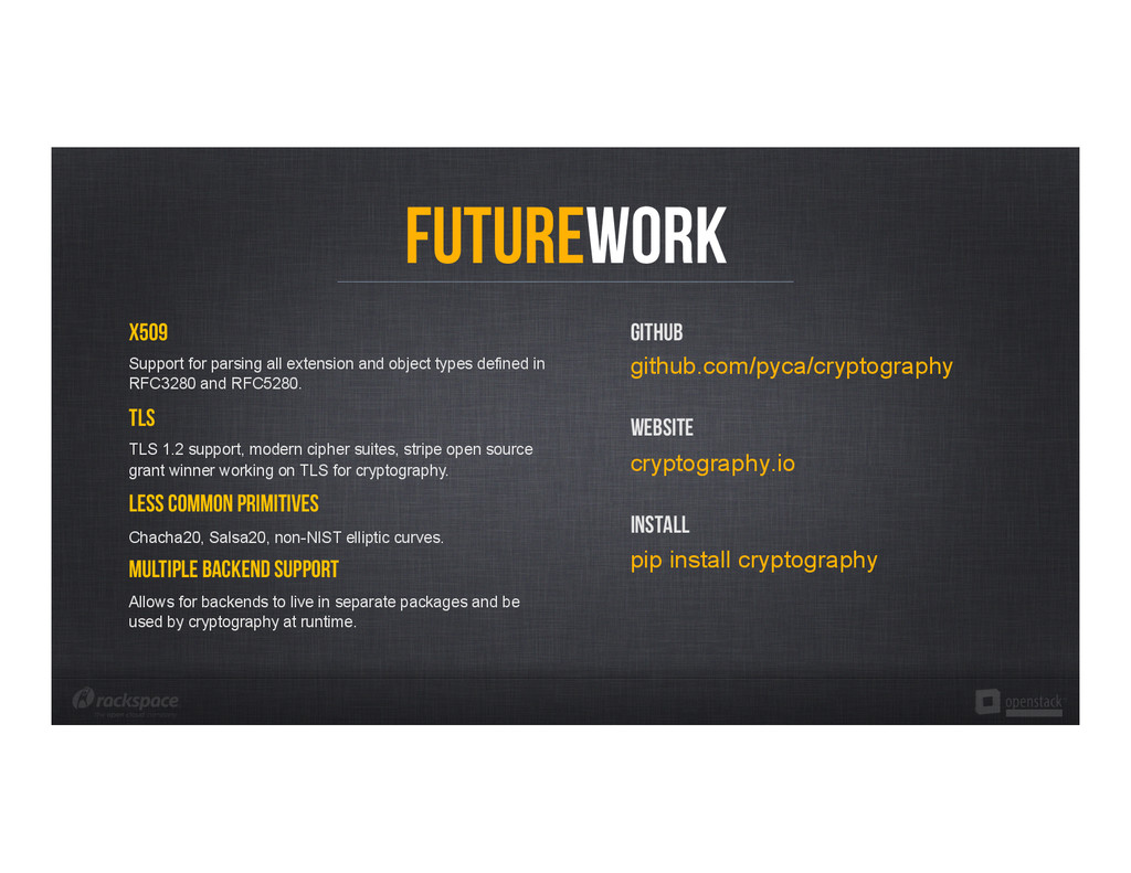 FutureWork X509 Support for parsing all extensi...
