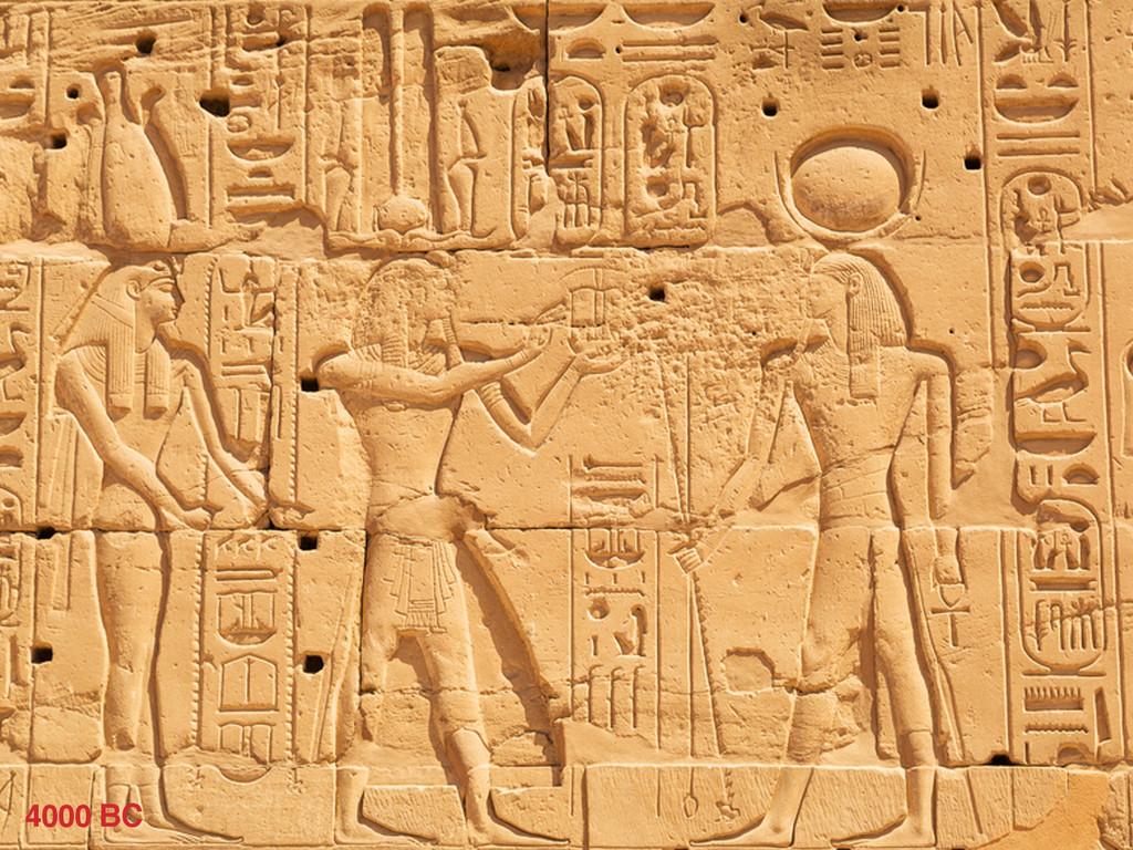 4000 BC!