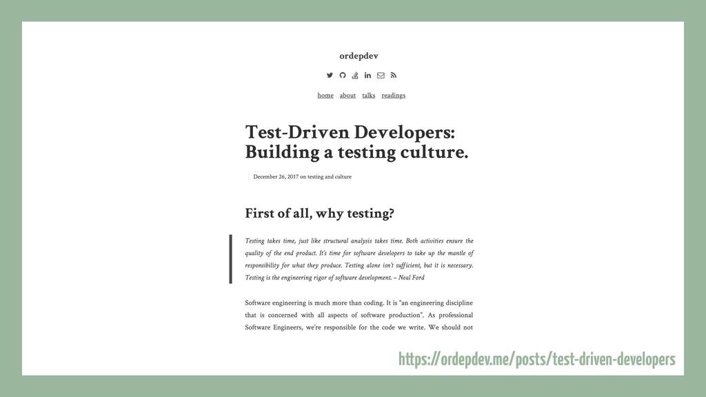 https://ordepdev.me/posts/test-driven-developers