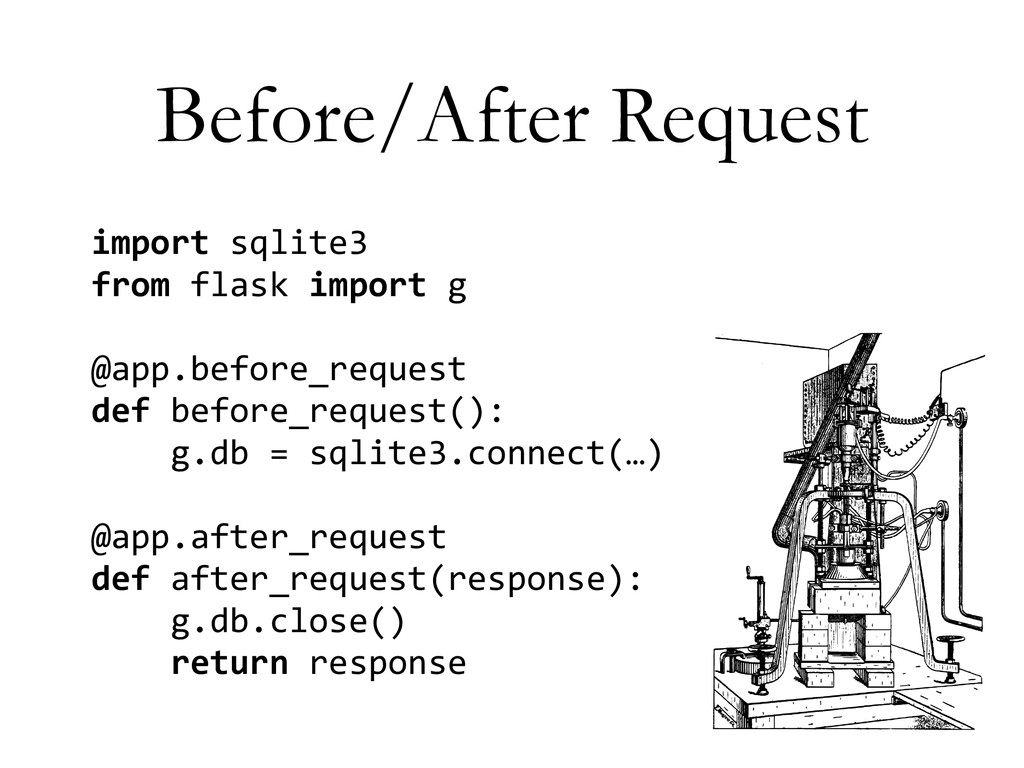 Before/After Request import	
